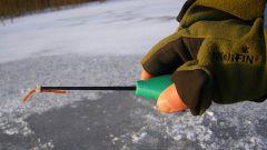 Как снарядить зимнюю удочку