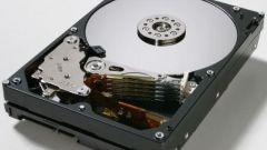 Как разбить новый жесткий диск