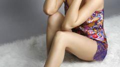 Как сделать ножки стройными