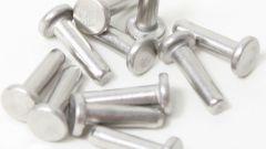How to make a rivet