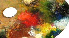 Как сделать самому масляные краски