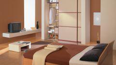 Как сделать перегородку для спальни