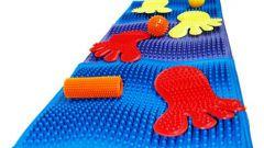 Как сделать массажный коврик самому
