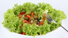 How to keep salad