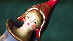 Как сделать куклу из бутылки