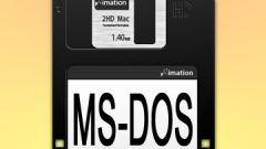 Как создать dos-дискету