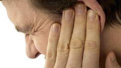 Как избавиться от боли в ухе