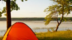 How to fold the tent-machine