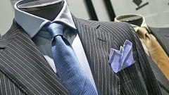Как складывать платок в пиджак