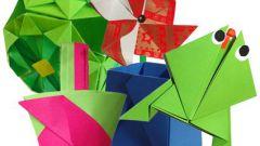 Как сделать оригами животное