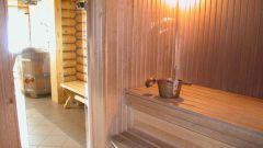 Как сделать теплый пол в бане