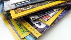 Как распечатать журнал