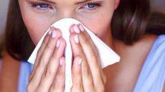 Как убрать насморк