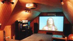Как сделать домашний кинотеатр