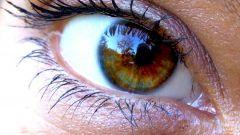 Как фотографировать глаза
