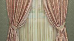 Как сшить шторы для спальни