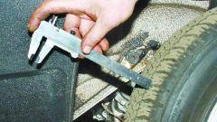 Как устранить люфт колеса