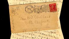Как украсить письмо