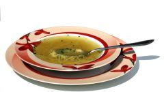 Как варить вермишелевый суп