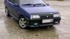 How to improve VAZ 21099