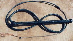 How to weave a whip