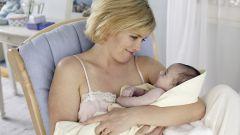 Как давать грудь ребенку