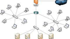 Как разделить локальную сеть