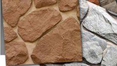 Как изготовить декоративный камень