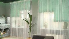 Как сделать красивые шторы