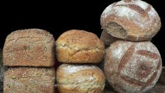 How to bake bread from rye flour