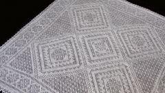 Как вязать оренбургский платок