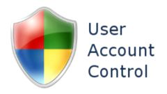How to remove user account control