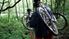 Как провезти велосипед
