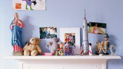 Как украсить комнату для девочки