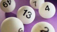 Как угадать все числа в лотерее