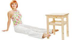 Как уменьшить ноги в объеме