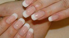 Как укрепить свои ногти гелем