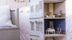 Как сделать домик  для барби