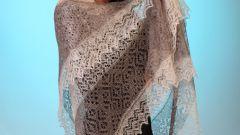 Как выбрать пуховый платок