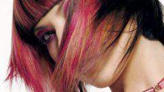 Как убрать красный оттенок на волосах