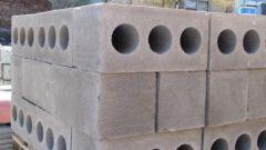 Как сделать бетонный блок