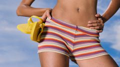 Как убрать обвисшую кожу на животе