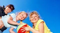 Как провести игры для детей