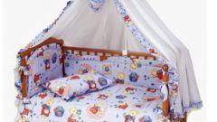 Как вешать балдахин на детскую кроватку