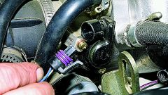 How to check sensor throttle position