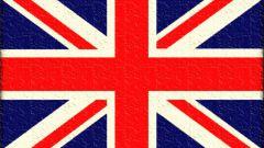 Как сделать британский флаг