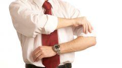 Как подворачивать рукава
