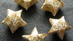 Как сделать звезды своими руками