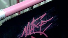 Как научиться рисовать граффити маркером