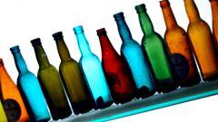 Как сделать декупаж на бутылке